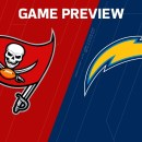 NFL Buccaneers Chargers