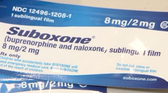 Suboxone is prescribed to help addicts safely wean off illegal drugs-794298030.