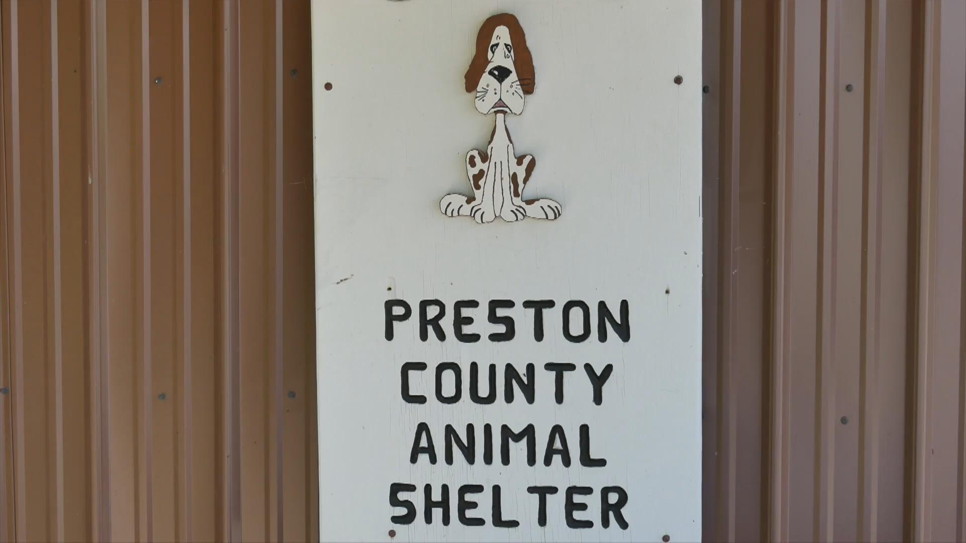 PRESTON COUNTY ANIMAL SHELTER.jpg