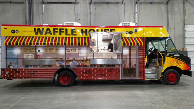 Waffle House Truck
