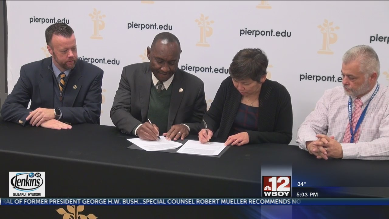 PC & TC signs agreement with WVU