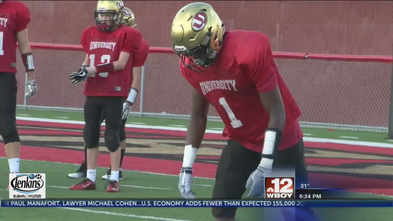 UHS' Richardson reopens recruitment