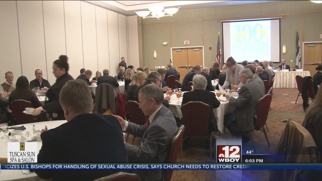 Harrison County Chamber of Commerce hosts annual legislative lunch