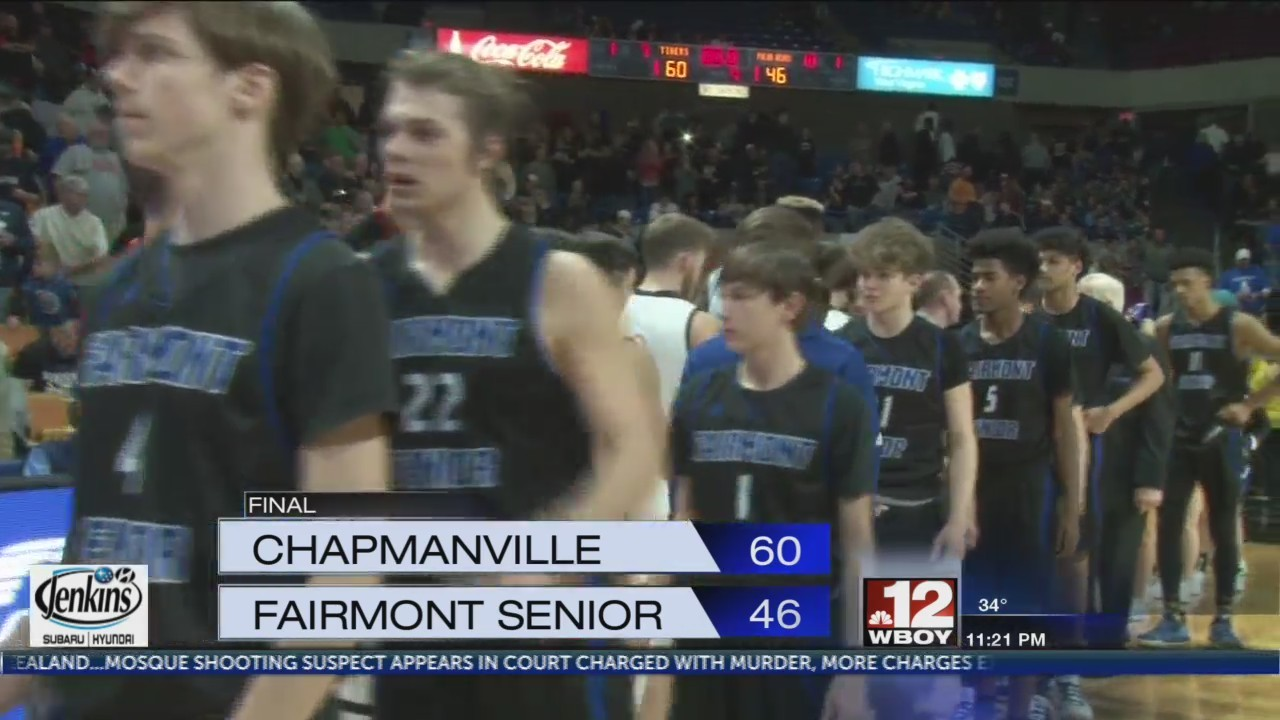 Fairmont Senior falls in AA state title game