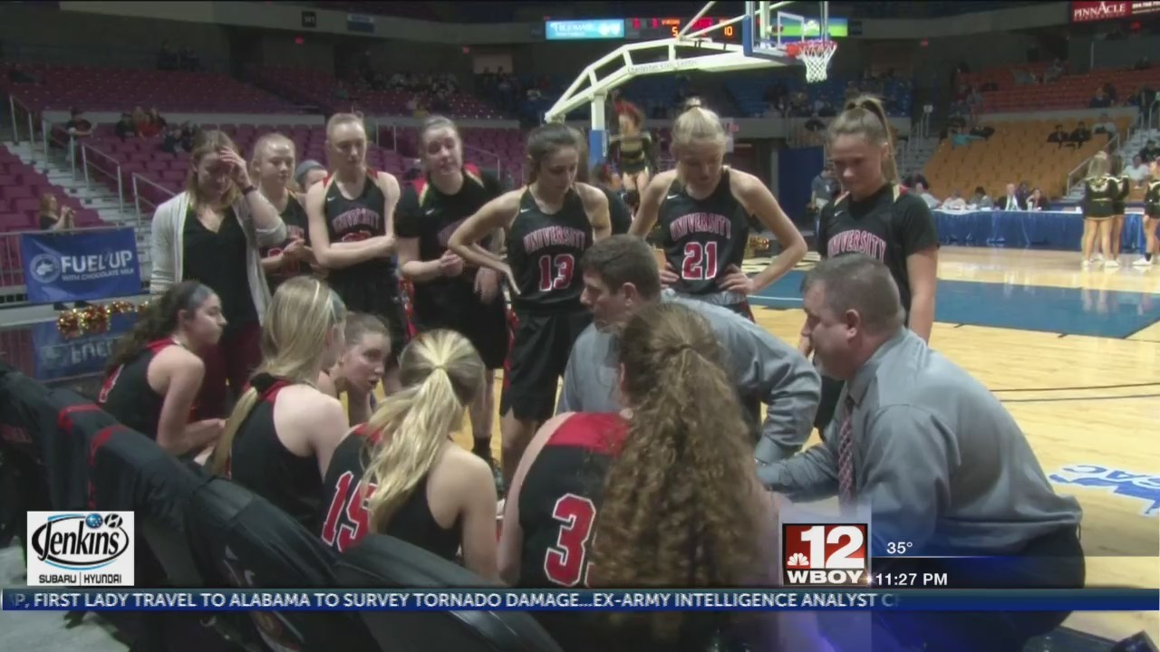 Lady Hawks reach state title game after win over Greenbrier East