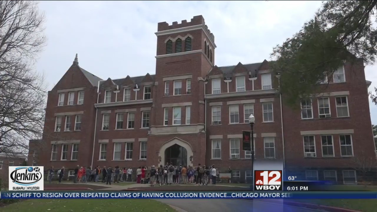WVWC students voice concerns over issues towards campus police