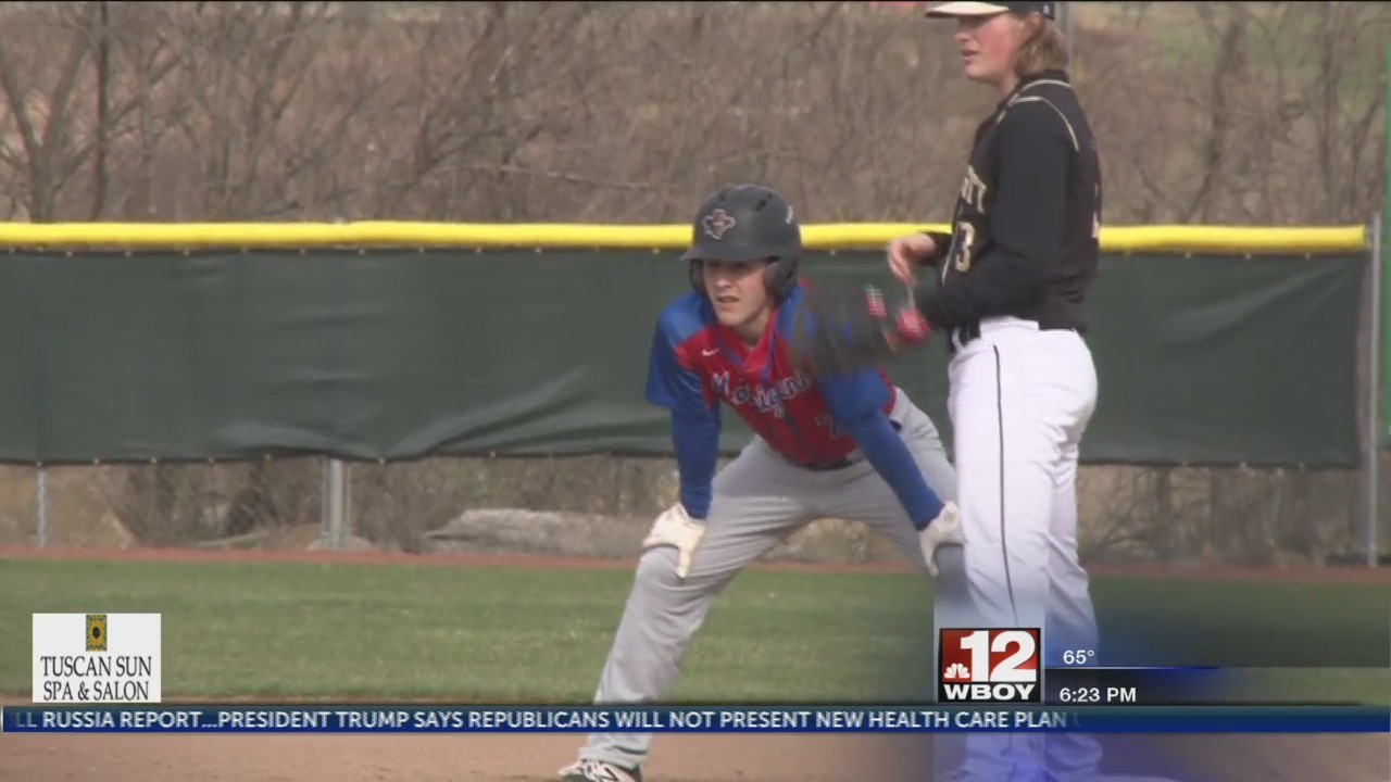 Morgantown's Carter Patrick named Honda Athlete of the Week