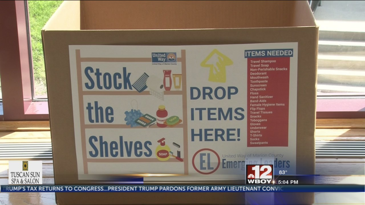Emerging Leaders of Marion County look to 'Stock The Shelves' for students in need