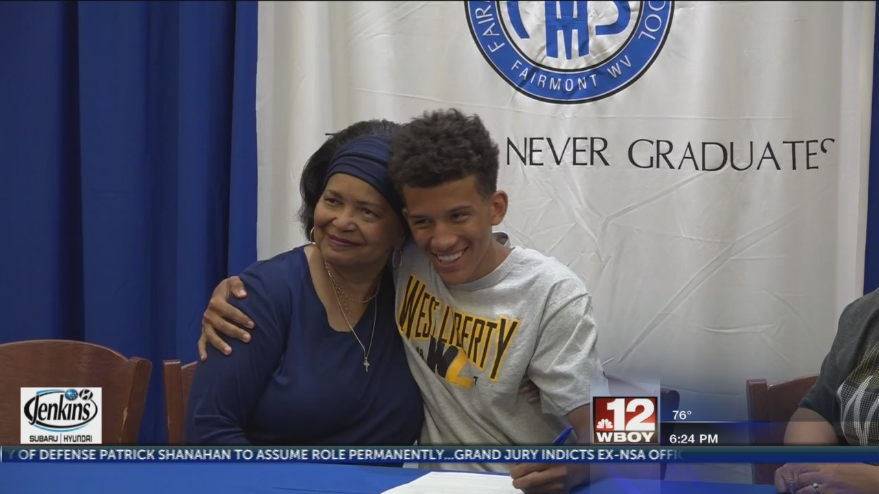 FSHS' Richardson signs with West Liberty