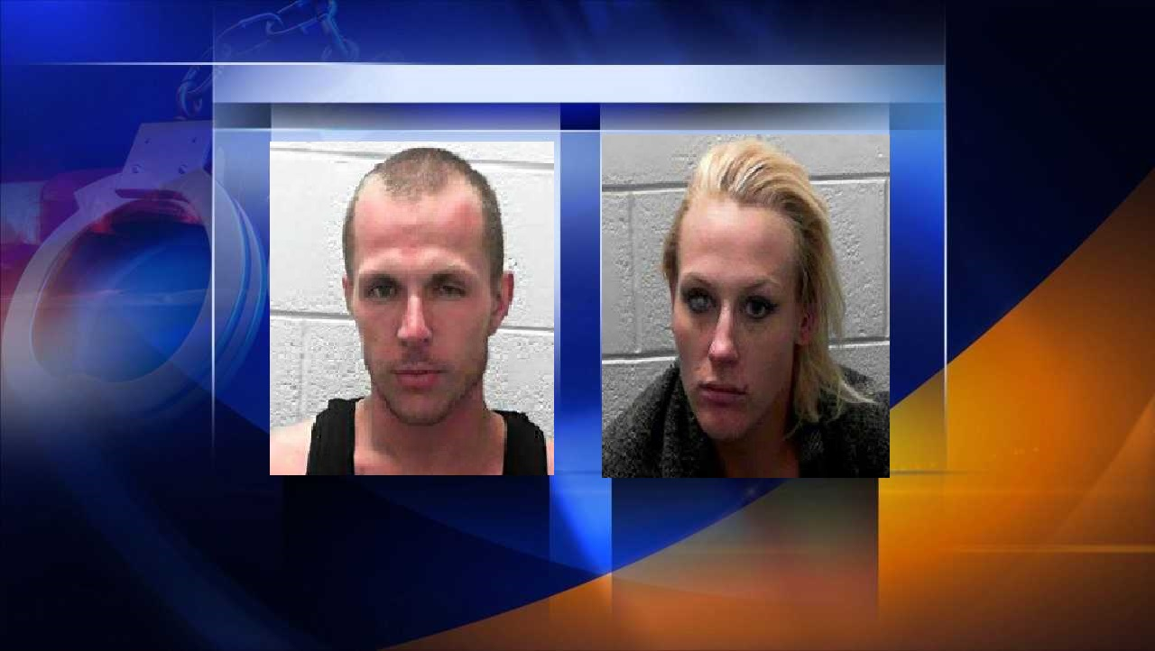 2 Randolph County residents arrested on drug charges in