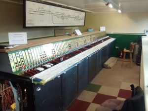 Westinghouse Brake & Saxby Signal Co LtdHampton Court Junction signal box