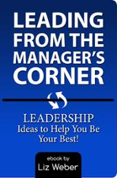 Leading From the Manager's Corner