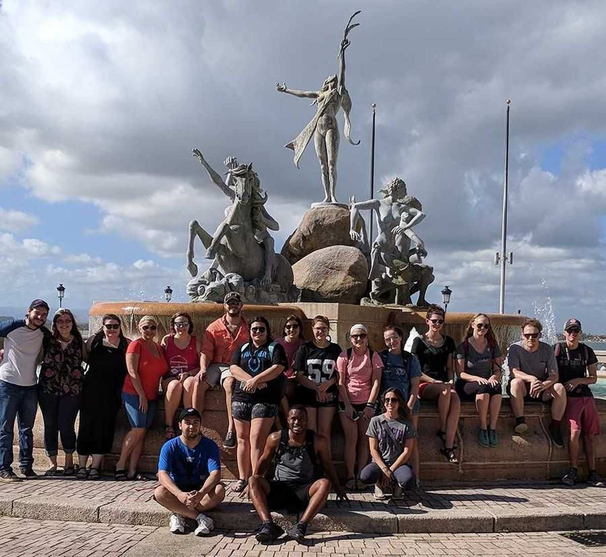 Catawba College Students Make Trip To Puerto Rico