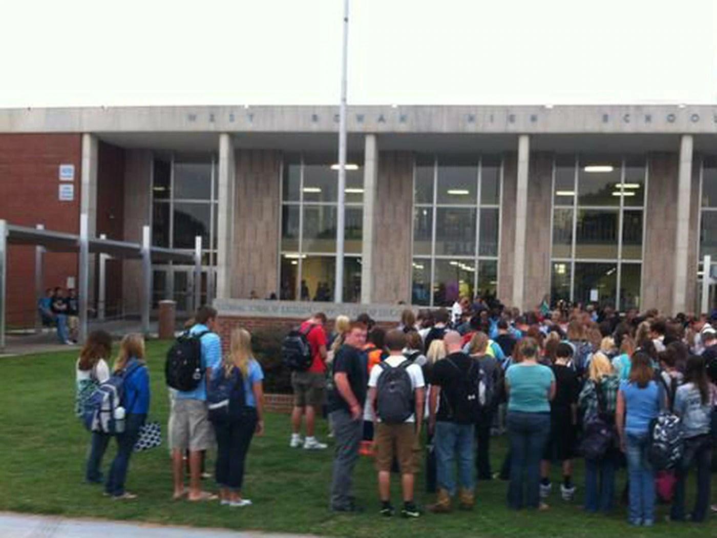 Nc High Mascot School Salisbury