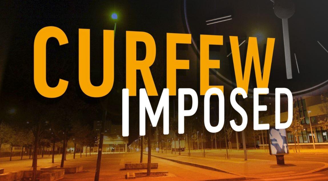 Curfew issued in Surfside Beach