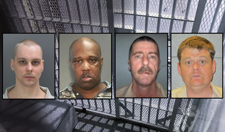 2 SC prison inmates charged in death of 4 fellow inmates