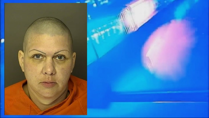 Woman arrested after Horry County ambulance stolen from