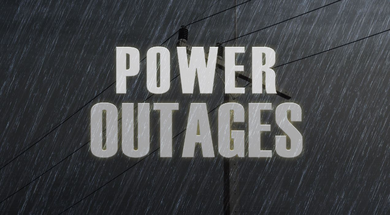 Power outage numbers across the News13 area | WBTW