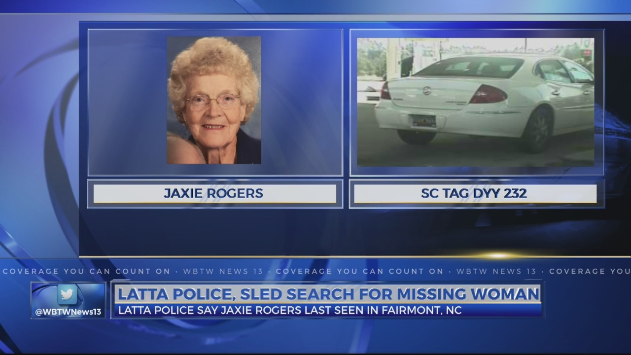 Police report possible sighting of missing Latta woman