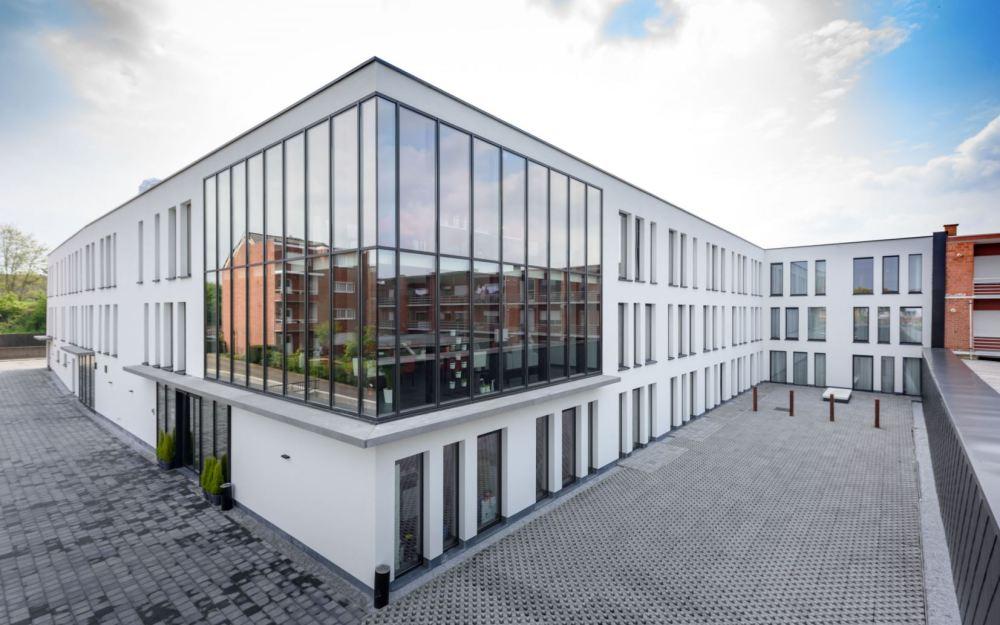 wbuild bouw- en projectcoördinatie Kapelle op den bos rusthuis Paaleyck