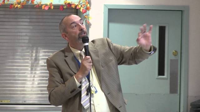 Winthrop Town Council Meeting and Fall Forum, October 7, 2014