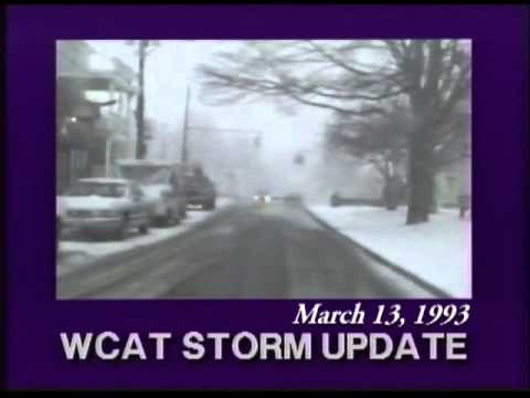 WCAT Classic: The Storm of '93