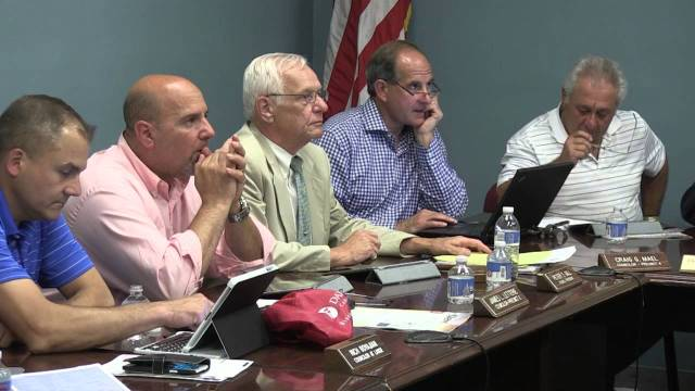 Town Council Special Meeting Of July 14, 2015