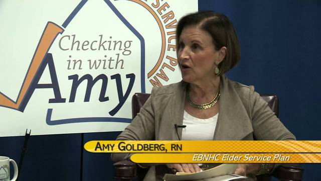 Checking In With Amy, October Edition