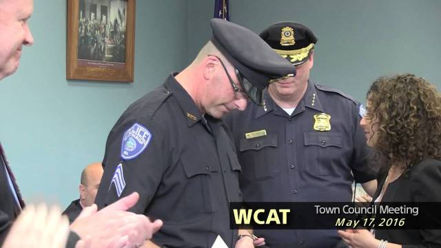 Winthrop Town Council Meeting of May 17, 2016