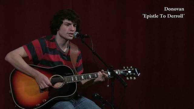 An Acoustic Session with Billy Whearty