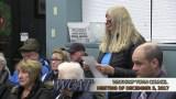 Winthrop Town Council Meeting of December 5, 2017