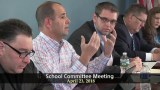 Winthrop School Committee Meeting of April 23, 2018