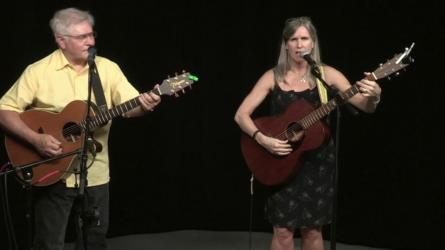An Acoustic Session with Kathleen Healy and Randy Patterson