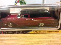 Die Cast Metal 1957 Ford Courier Sedan Delivery