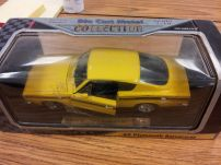 Die Cast Metal 1969 Plymouth Barracuda