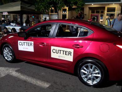 Cutter Car