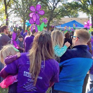 Walk to End Alzheimer's of West Central MN 2016