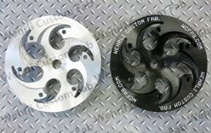 20112016 LML Duramax Twin CP3 Kit RawCustom Pulley
