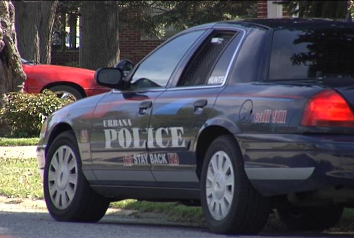 urbana police