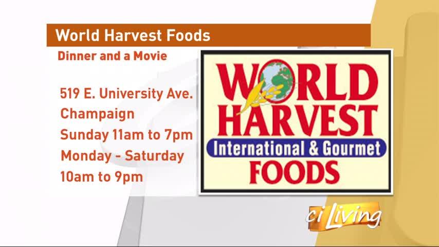 Dinner & A Movie: Harvest Market Part 2