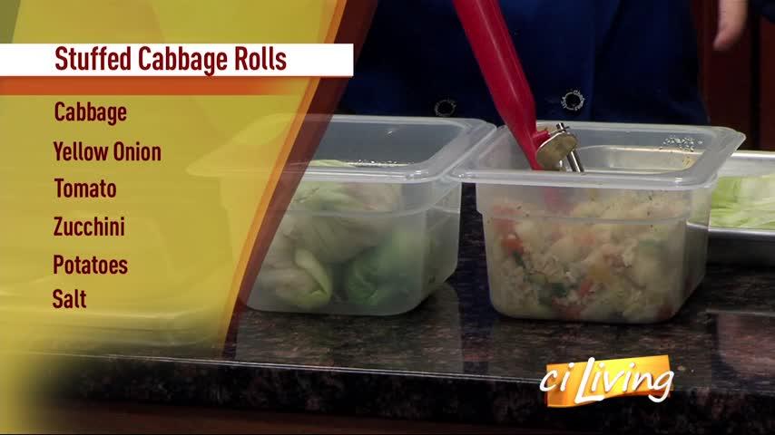 Swedish Cabbage Rolls