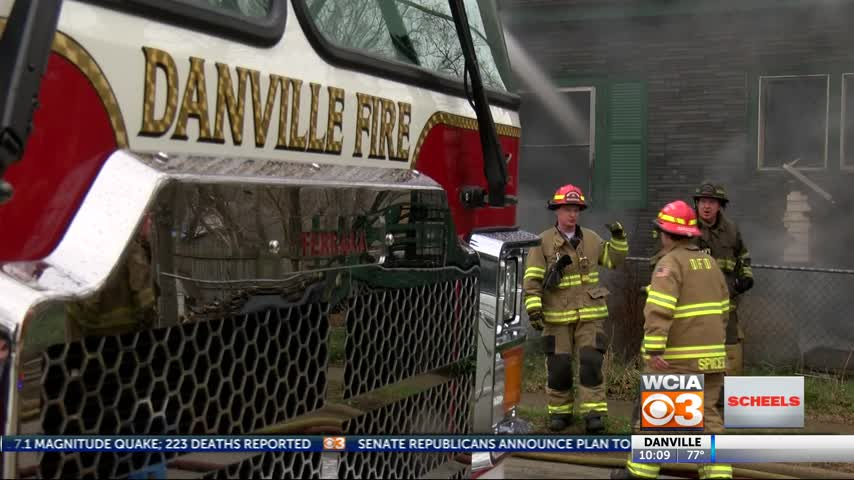 Danville Firefighter Agreement