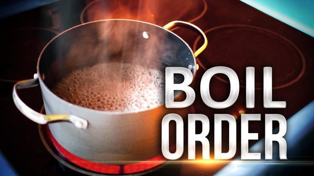 Boil Order
