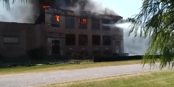 Old School Fire