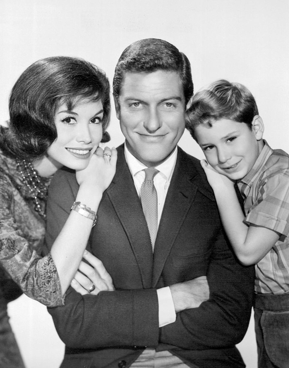 Dick Van Dyke Show 1963 publicity photo18726741-159532