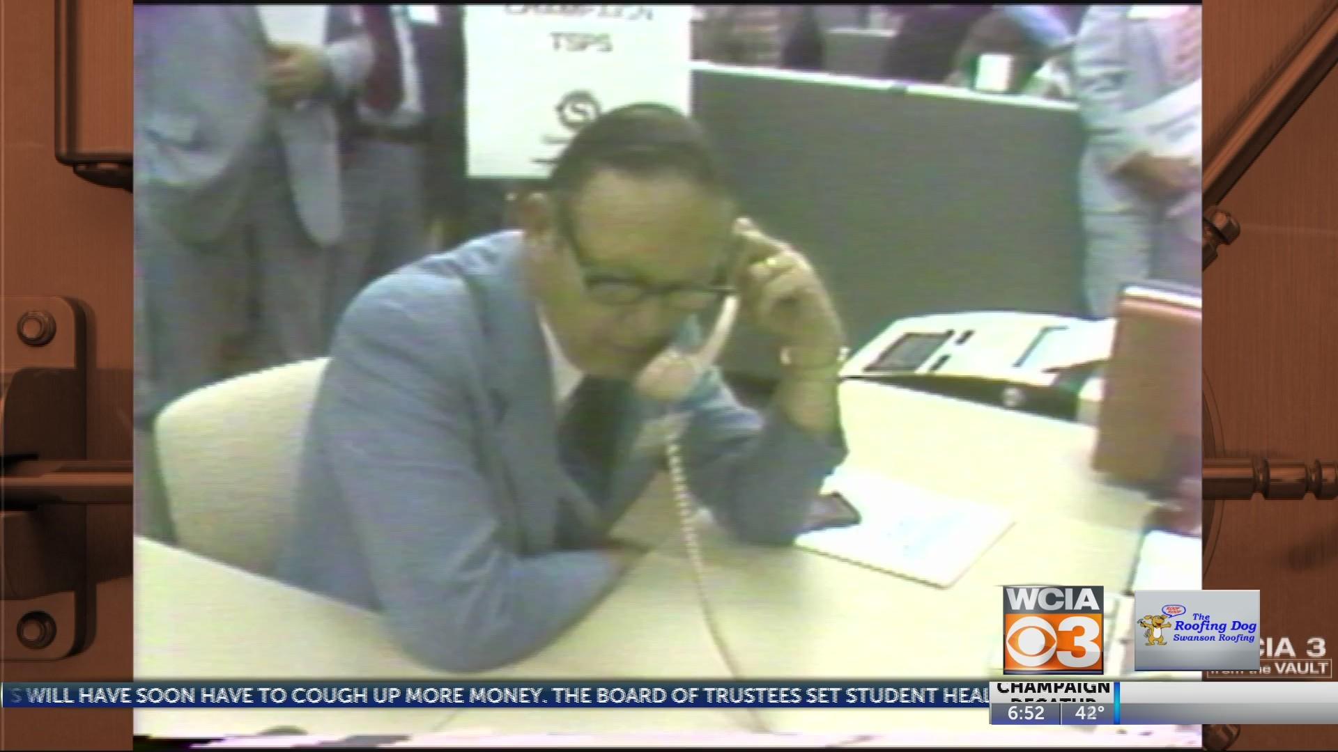 1979: Long Distance Telephone Service @ U of I