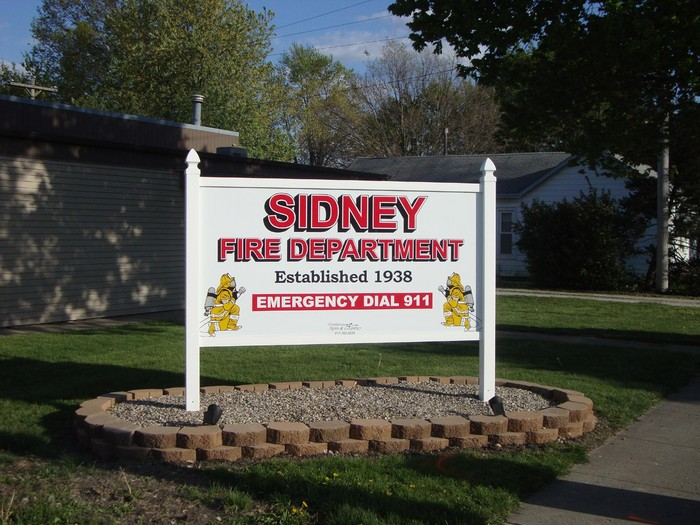 Sidney Fire Dept