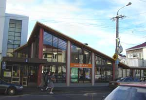Newtown library