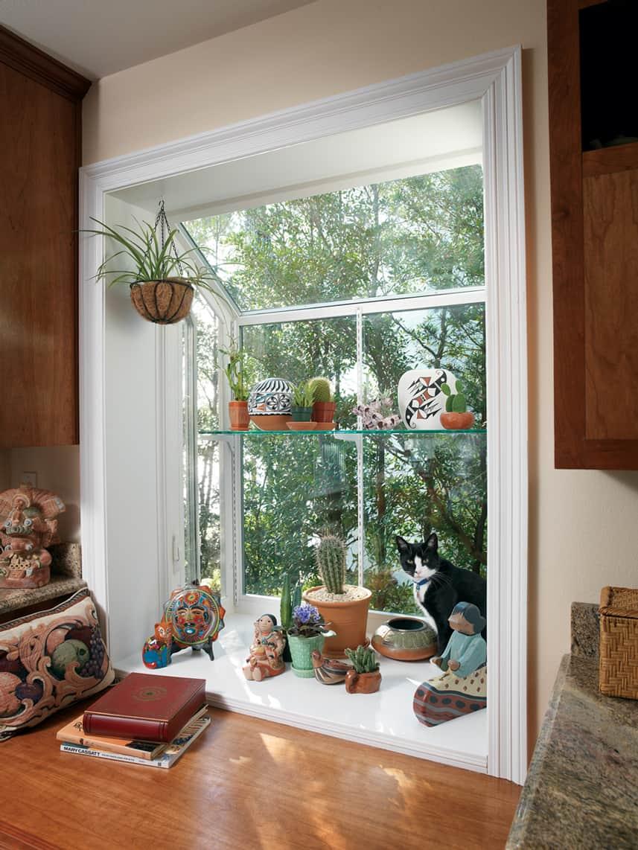 garden window advantages