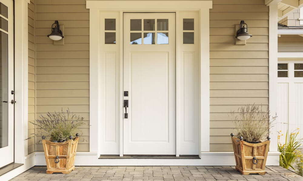 does lowes charge to install a door